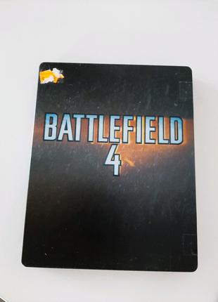 Battlefield 4 sonyplaystation 3 в металічній коробці