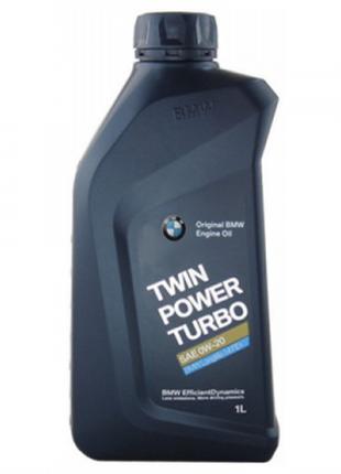 Моторное масло BMW TwinPower Turbo Longlife-14FE 0W-20 1л