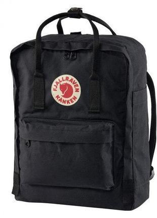 Рюкзак канкен чорний🌶