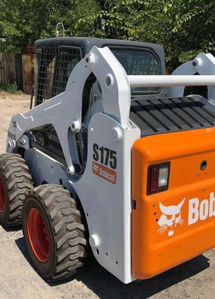 Услуга мини-погрузчика Bobcat S175