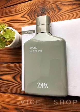 Zara w/end till 8:00 pm духи парфюмерия туалетная вода оригина...