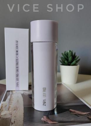Zara lily pad духи парфюмерия туалетная вода оригинал испания