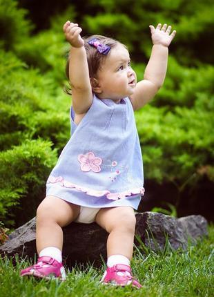 Детский летний сарафан для девочки