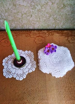 Салфетки декоративные от 10 грн