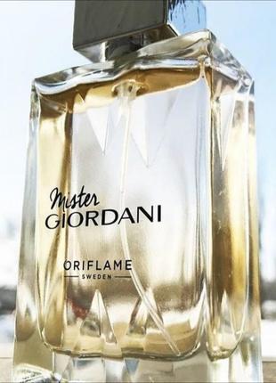 Туалетная вода Mister Giordani 75 ml