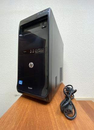Компьютер HP 3500 MiniTower i3-3220/4gb/500gb hdd Системный блок