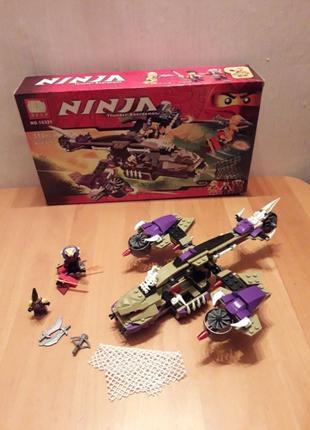 Конструктор Bela Ninja (Lego Ninjago) 10321