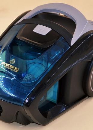 Мощный Контейнерный пылесос Crownberg CB0113 2600Вт Пылесос цикло