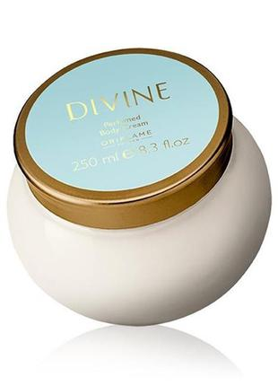 Парфюмированный крем для тела divine
