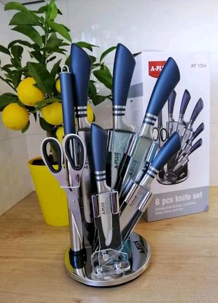 Набор ножей. 8 предметов.