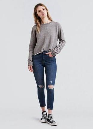 Акция! джинсы Levis 721 High Rise Ankle Skinny Jeans Леви Levi´s