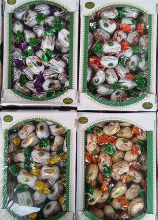 Сухофрукты в шоколаде. Шоколадные конфеты. 40 видов