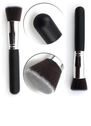 Кисть для макияжа таклон прямая