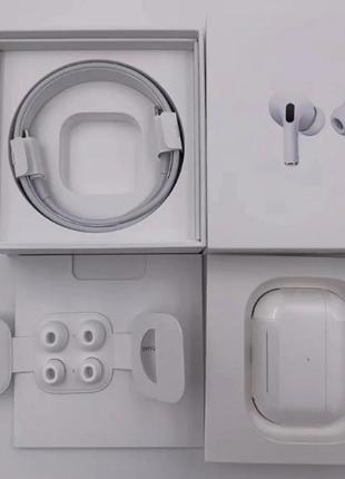 беспроводные Bluetooth наушники AirPods Pro люкс копи