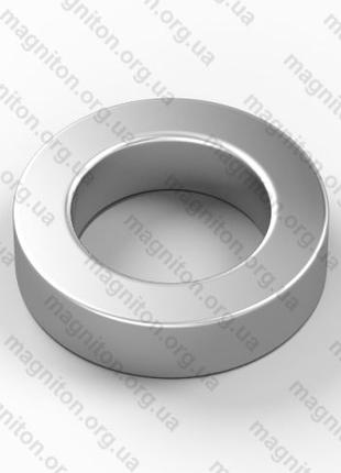 Магнит кольцо 40-22х10 мм