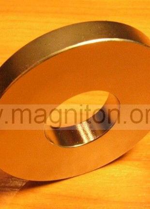 Неодимовое кольцо магнит 60-20х10мм
