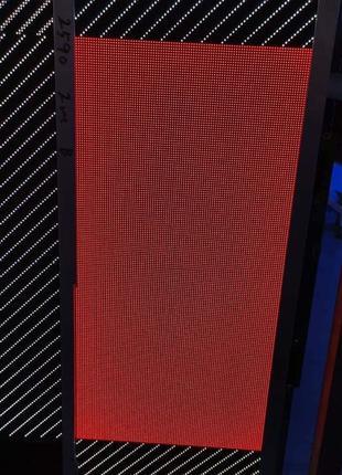 Led панель, бегущая строка влагостойкая с WIFI 265см*40см/красная