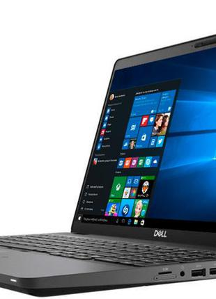 Ноутбук Dell Latitude 5500 15.6FHD AG/Intel i5-8365U/16/256F/int/