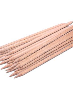 10 шт палочка апельсиновая для маникюра 12 см