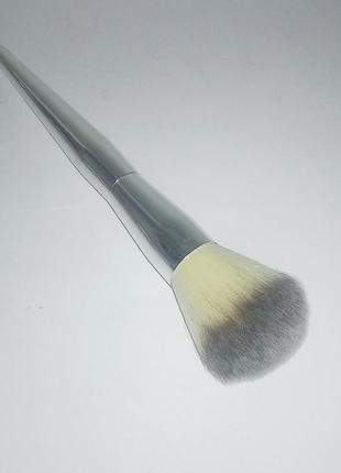 Акция ♥ кисть для макияжа для пудры кисть для румян silver/grey