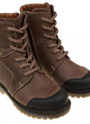 Ортопедические ботинки «джеки» l зимние, р.34  для мальчиков и...