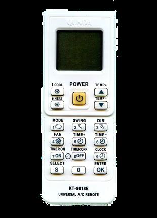 Пульт для кондиционера универсальный KT-9018