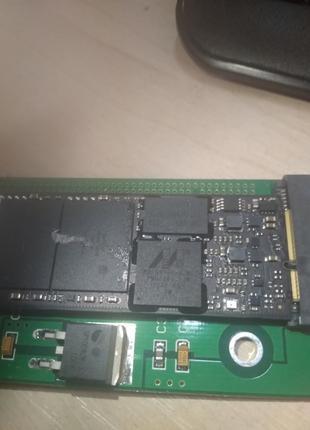 Восстановление и ремонт SSD накопителей