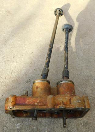 Механизм переключения передач с рычагами Луаз-969 «Волынь»
