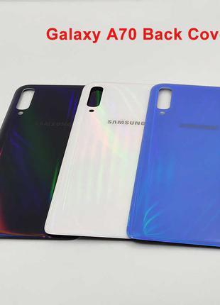 Задняя крышка Samsung A705F Galaxy A70 оригинал (Китай)