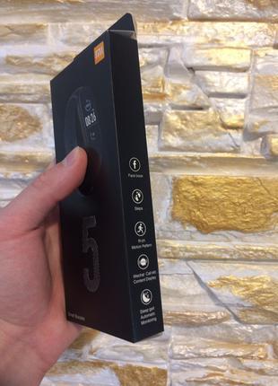 Xiaomi Mi Smart Band 5 Black ORIGINAL