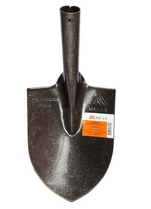 Лопата дамская свекольная из рельсовой стали