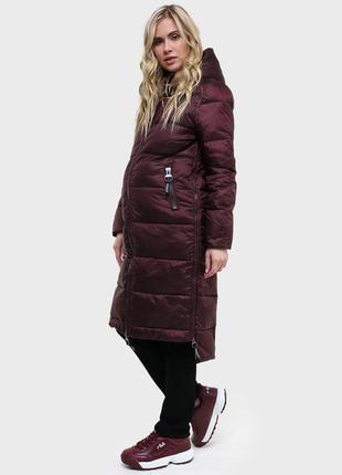 Куртка зимняя для беременных монреаль