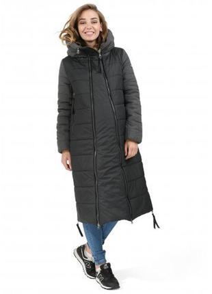 Куртка зимняя для беременных бретань