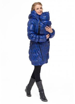 Зимняя куртка для беременных и слингоношения исландия
