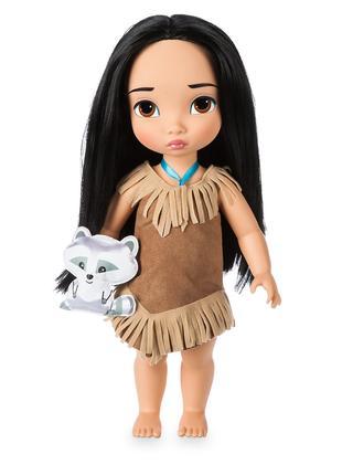 Кукла аниматор малышка Покахонтас 40 см