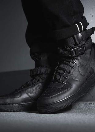 Мужские кроссовки Nike Air Force SF 1  KS  1209