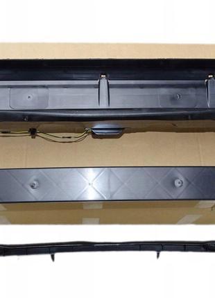 Воздушный дефлектор на Land Rover DISCOVERY 4 3.0TDV6 SG