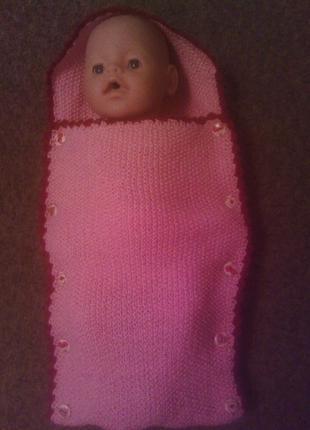 Конверт для куклы Беби Борн
