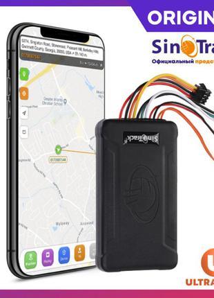 GPS-трекер SinoTrack ST-906 +Блокировка двигателя +Микрофон