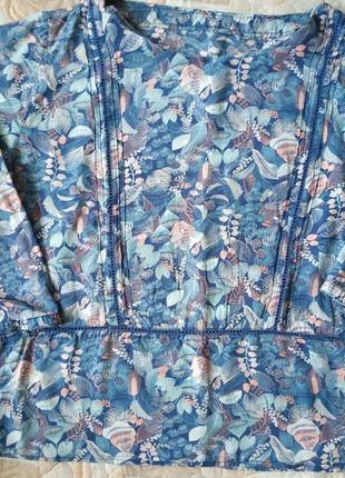 Блуза натуральная р.м