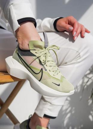 Nike Vista Green (Зеленый)| Кроссовки|Кеды|Обувь