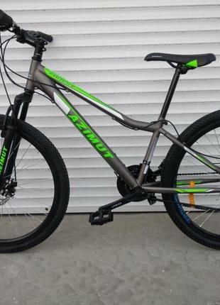 Горный подростковый велосипед Azimut Forest 24