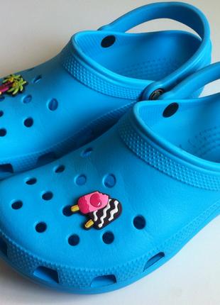 Сабо crocs classic ☀️ 😎 🍨🌴размер m 7- w 9 (39- 40 ) 26 см ориг...