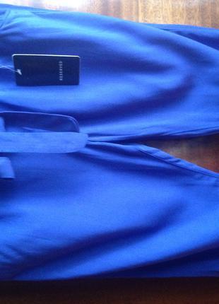 Брюки женские,  синего цвета