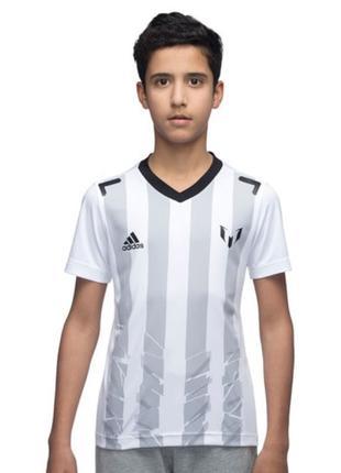Очень крутая футболка Adidas Messi (футбол, для футбола)