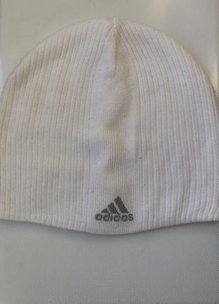 Шапка. спортивная шапка. шапка adidas. женская шапка демисезонная