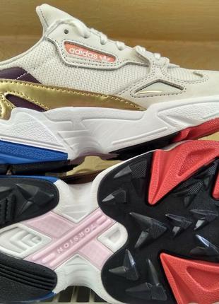 Кроссовки adidas falcon trainers (36р.) оригинал! -40%