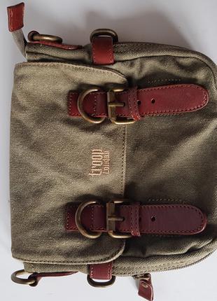 Маленькая сумка мужская troop london