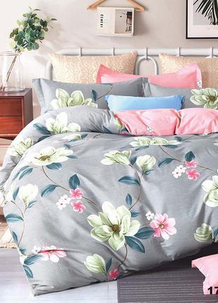 Полуторный комплект постельного белья № 17175