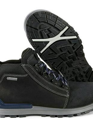 Новые ботинки ecco oregon gore-tex. оригинал.